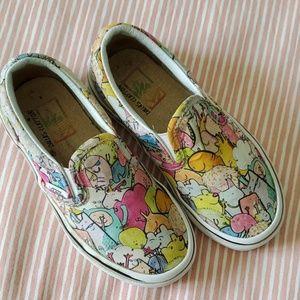 Vans x Dallas Clayton Slip On Sneakers Kid's 11.5